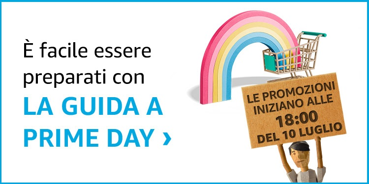 Come funziona Prime Day Amazon